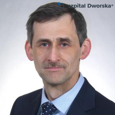 lek.med. Robert Muszyński - chirurg naczyniowy, flebolog, Kraków
