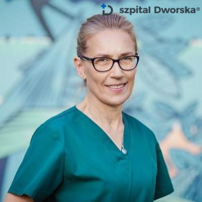 dr n. med. Renata Stąpor - kardiolog, Kraków