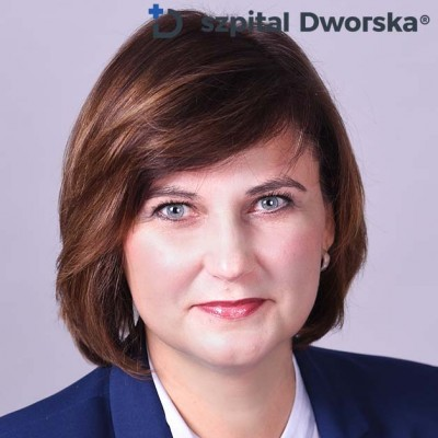 dr n.med. Daria Kuliś - spec. chirurg ogólny