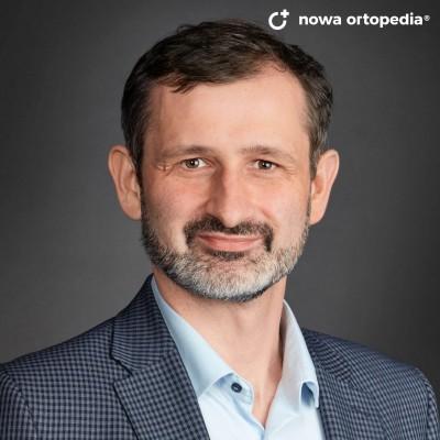 dr hab. n. med. Henryk Liszka - spec. ortopeda, Kraków