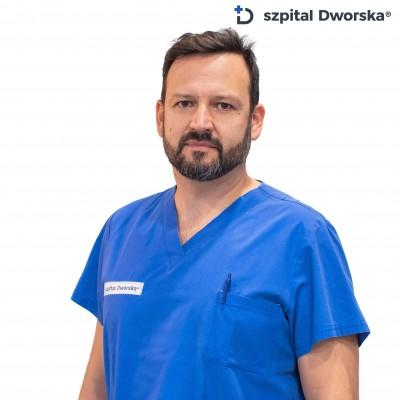 Tomasz Kupiec anestezjolog