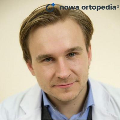Sebastian Rygiel, ortopeda, Kraków