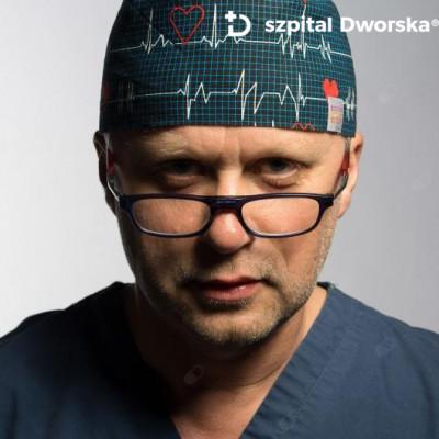 dr n.med. Grzegorz Mocny - chirurg plastyczny, Kraków