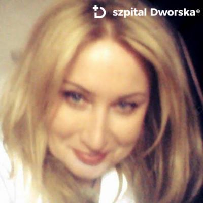 Dorota Roztoczyńska, endokrynolog, Kraków