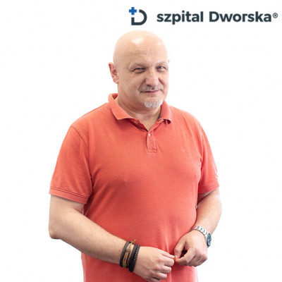 Jacek Madej, chirurg ogólny, proktolog Kraków