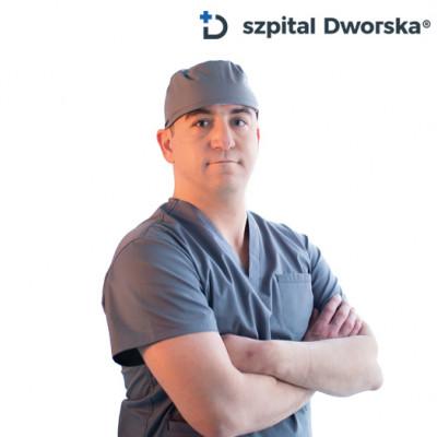 lek. med. Witold Smoleński - urolog, Kraków