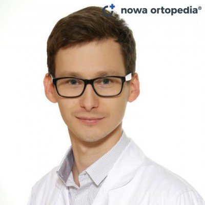 lek.med. Michał Budziakowski - spec.ortopeda