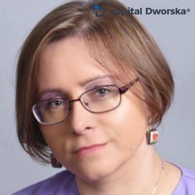 lek.med. Barbara Budzynowska - patomorfolog, histopatolog, Kraków