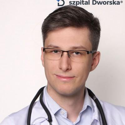 lek. med. Wojciech Koźmiński - spec. neurolog