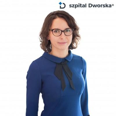 lek.med. Bożena Kowalczyk radiolog Kraków